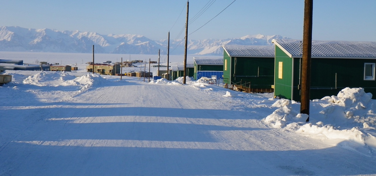 Arctic Bay, SIP Housing, Nunavut Housing Corporation, DAC International