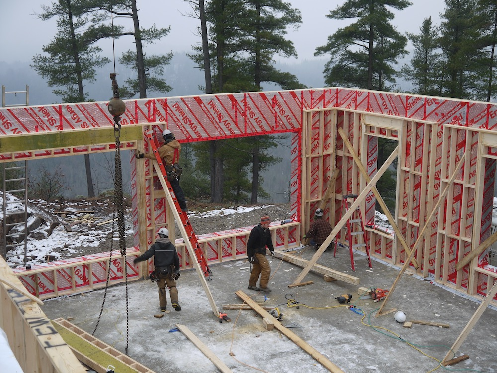Panelized, PassivHaus, Passive House, Low Energy Building