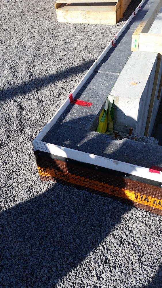Basement Panels, Magnesium Board SIP, Neopor EPS