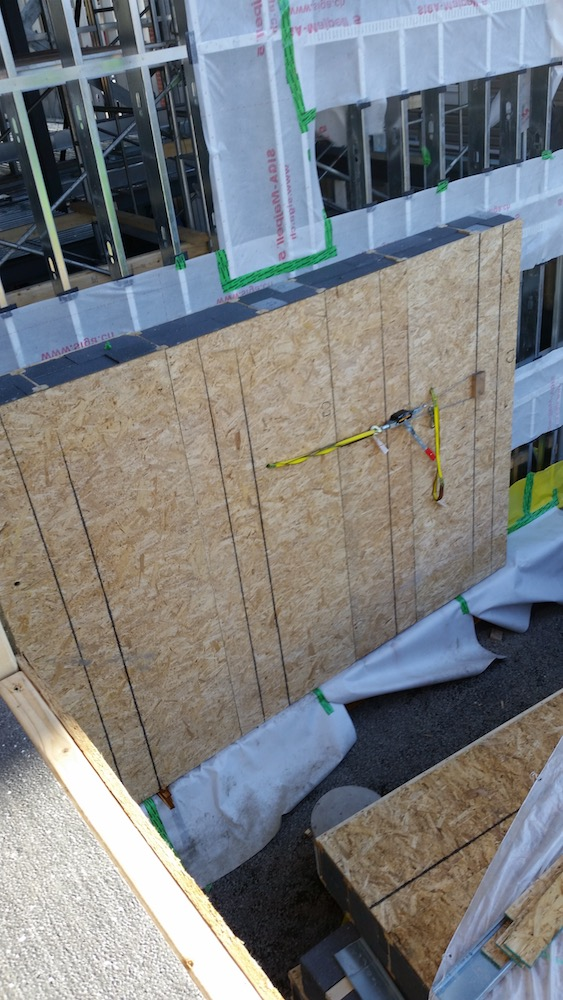 Wall Panels, Neopor EPS, Passive House, Clementine PassivHaus